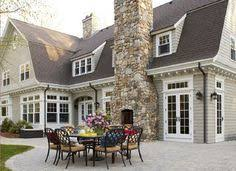 image result for paint to match dark brown roof argo pinterest