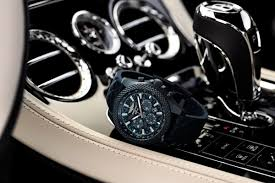 breitling bentley tourbillon breitling for bentley gt dark sapphire edition oracle time