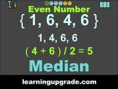 mean median mode and range activity or assessment skittles