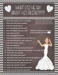Wedding Shower Games Bridal Shower Game U2026 Pinteres U2026