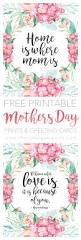 free printable mother u0027s day cards the cottage market
