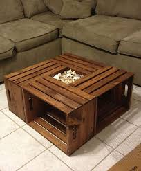 photo good looking how to make a resin and wood coffee table the
