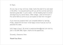 best ideas of sample thank you letter internship opportunity also