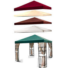 Replacement Pergola Canopy by 10x10 Replacement Canopy Ebay