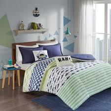 kohls kids bedding urban habitat kids aaron shark comforter set