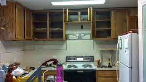How To Fix Kitchen Cabinets by Raising Kitchen Cabinets How To Raise Your Cabinets And Add A