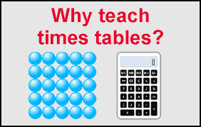 how to teach times tables professor pete s classroom teach times tables without apologies