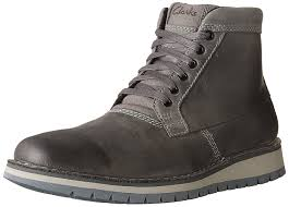 amazon com clarks mens kitna mid low boot chukka