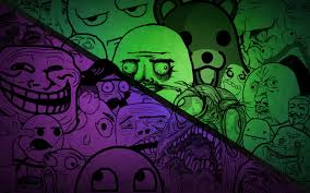 green and purple halloween background dark art artwork fantasy artistic original horror evil creepy