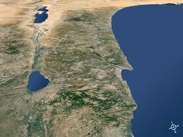 Blank Map Of Israel by Free Bible Images A Blank Set Of Satellite Maps Of Israel At