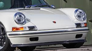 porsche chrome kaege de reveals led projector headlamps for classic 911s even