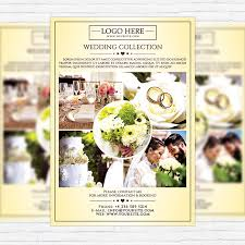 wedding flyer wedding photography premium flyer template exclsiveflyer