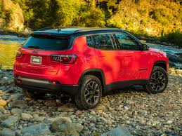red jeep compass new 2018 jeep compass price photos reviews safety ratings