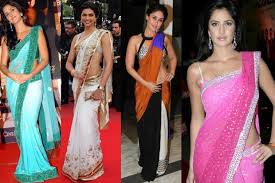 How To Drape A Gujarati Style Saree 7 Different Ways To Wear A Saree With Tutorials For Trendy