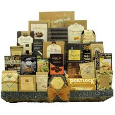 christmas gift baskets free shipping vip gourmet christmas gift basket free shipping