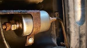 camaro fuel changing fuel filter 1987 pontiac trans am