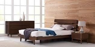King Platform Bedroom Sets 3pc Greenington Currant Modern Eastern King Platform Bedroom Set