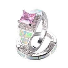 Opal Wedding Ring Sets by Fire Opal Wedding Rings Online Shopping The World Largest Fire