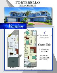 brevard county townhome floor plans