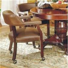 Kitchen Chairs On Wheels Swivel Swivel Dining Chairs Without Casters With And Arms Chromcraft
