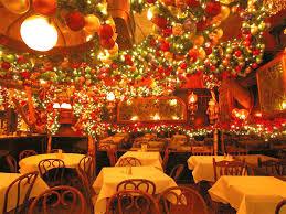 rolfs restaurant christmas decorated restaurants nyc divine bright rolfs remedygolf us