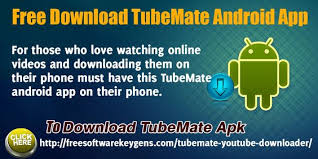 tubemate apk free for android free tubemate android app website http