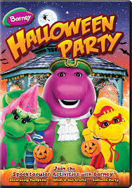amazon com barney halloween party david joyner bob west jeff