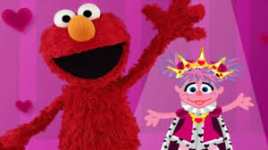 elmo valentines sesame s day dress up elmo and abby cadabby