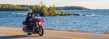 grand algoma motorcycle tour algoma northern ontario canada