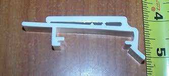 Graber Valance Clips Valance Clip For Graber G 71 Vertical Blinds Headrail Blind Parts