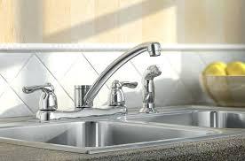 28 moen kitchen sink faucet loose loose moen faucet swivel