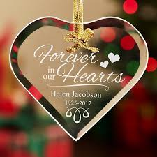 personalized memorial ornaments from personal creations