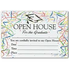 graduation open house invitation confetti graduation open house invitations myexpression 561