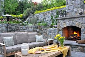Stone Fireplace Kits Outdoor - outdoor stone fireplaces unique outdoor stone fireplace ideas