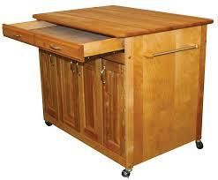 butcher block kitchen island ideas catskill craftsmen butcher block work center plus model 54230