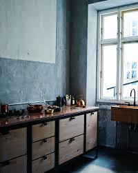 Kitchens Interiors Disheveled In Denmark A Seaside Apartment Kitchens Interiors