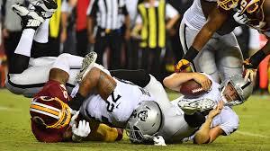 Oakland Raiders American Flag Shock Report Nfl U0027s Oakland Raiders Threw Game After White Qb
