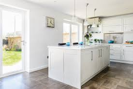 kitchen diner created from two rooms real homes