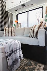 small diy sofa with storage for our rv mountainmodernlife com