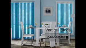 abacus blinds and curtains vertical blinds youtube
