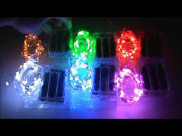 battery powered led mini lights great for light up crafts and