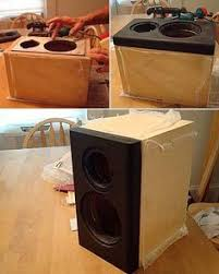 Homemade Stereo Cabinet Home Speaker U2013 Build The Best Home Theater System Speaker Boxes