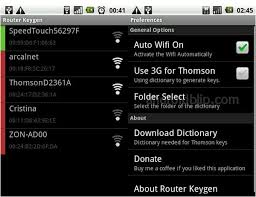 wifi cracker android apps to hack wi fi password on android phone or tablets