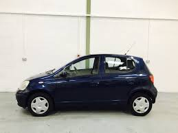 toyota yaris 1 0 blue vvt i 5dr manual for sale in stafford