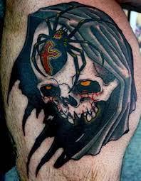 evil skull tattoo ideas tattoo shortlist