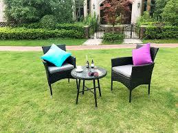 Yakoe Garden Furniture Yakoe Grey 9 Seater Conservatory Classical Dining Set Rattan