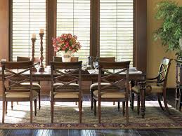 tommy bahama home landara capistrano dining table with 48 inch