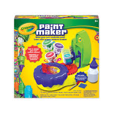 Paint by Crayola Paint Maker Walmart Canada