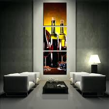wall ideas multiple piece wall art 3 piece canvas wall art