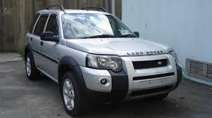 2004 Land Rover Freelander Photos 2 5 Gasoline Automatic For Sale